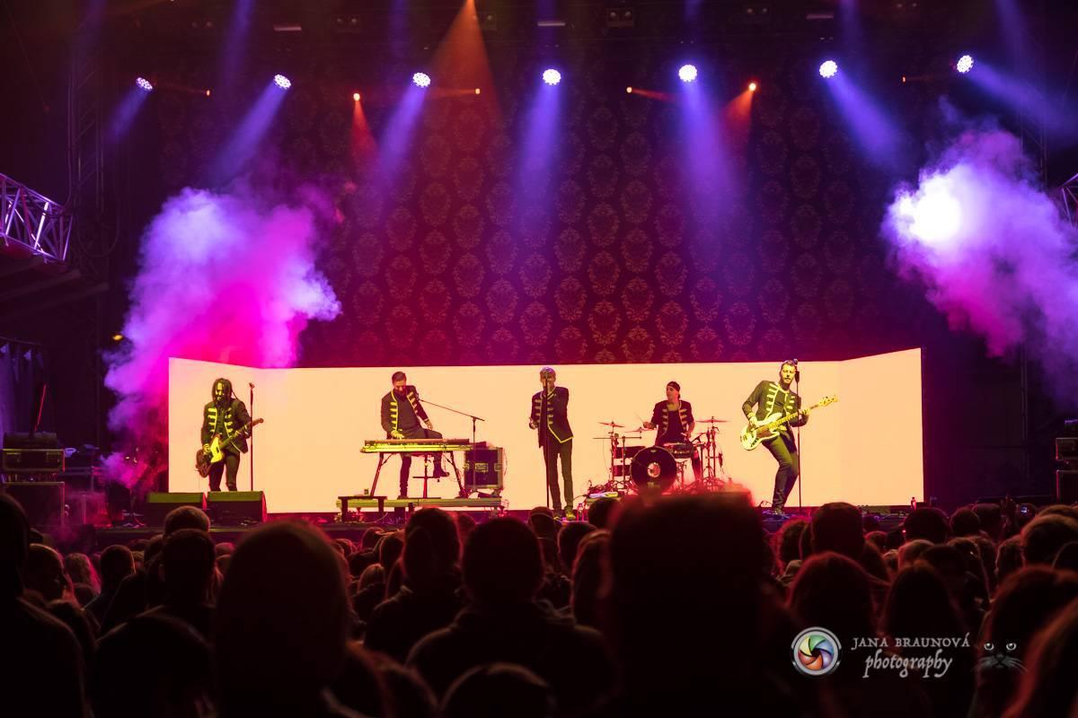 LIVE: Plzeňský Létofest přilákal stovky fanoušků, hráli Mandrage nebo Michal Hrůza