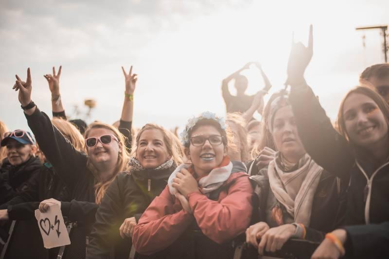 LIVE: Lollapalooza Berlín - Kapely v čele s Foo Fighters nebo Mumford And Sons  na výbornou, zato organizace slabá