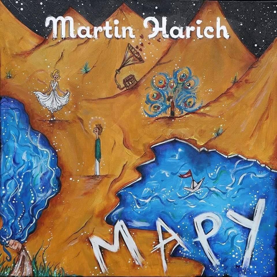 RECENZE: Martin Harich našel v Mapách osobitost i rozmanitost. Nahrávání v terénu jeho písním svědčí