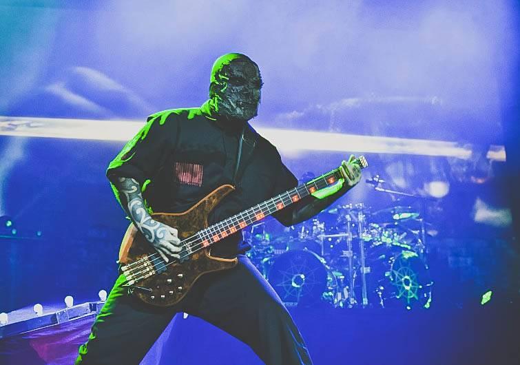 RECENZE: Energická smršť jménem Slipknot vás ve filmu Day Of The Gusano vystřelí do vesmíru
