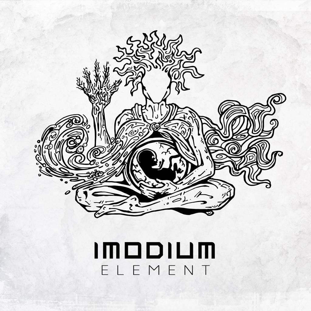 RECENZE: U kapely Imodium plameny nezhasly. Element je jejich nejvyzrálejší i nejrockovější deska