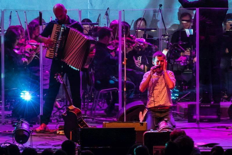 LIVE: Zrní zajiskřili ve Foru Karlín, předvedli strhující koncert