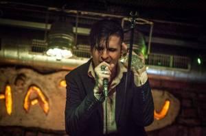 LIVE: Smrtislav představil v Chapeau Rouge novinky z chystané desky