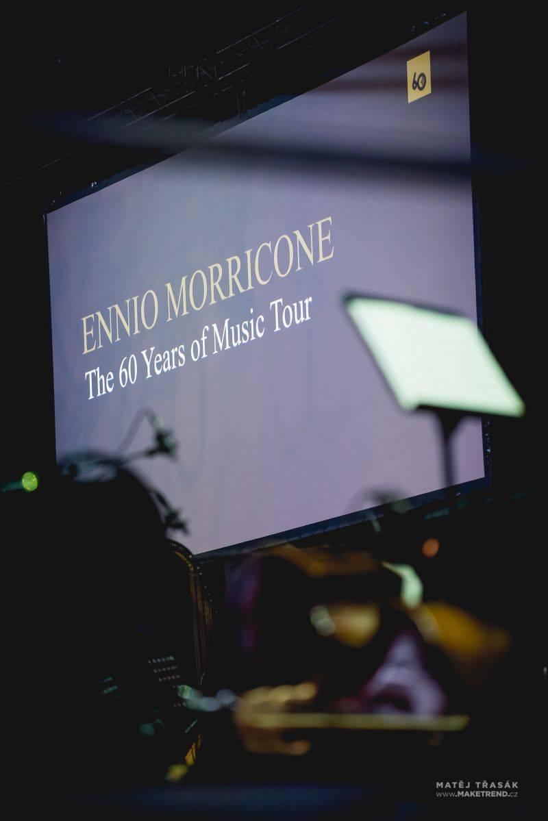 LIVE: Popáté a naposledy. Ennio Morricone se rozloučil s Prahou