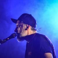 LIVE: Finkovy skladby zní jako padající kapky deště
