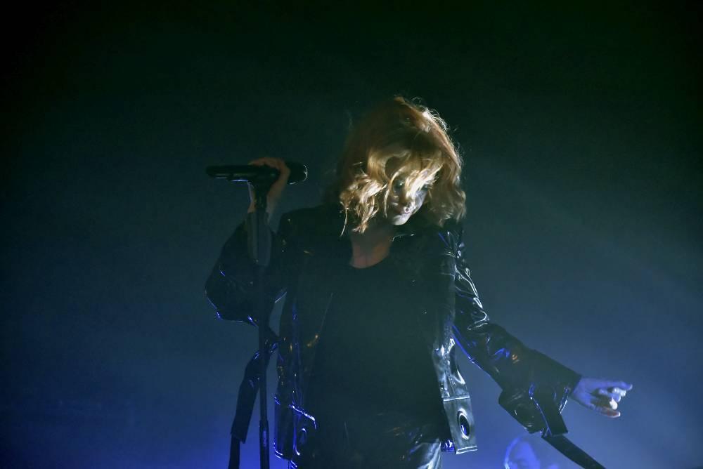 LIVE: Goldfrapp se lesknou i ve tmě
