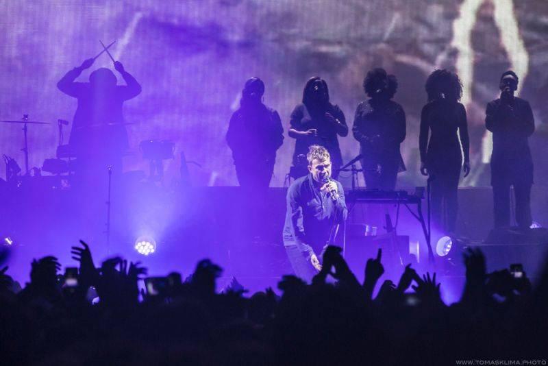 LIVE: Gorillaz v Praze - Humanz v hlavní roli