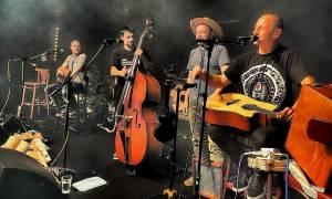 LIVE: Kapela Wohnout uvařila pražské fanoušky ve vlastním potu
