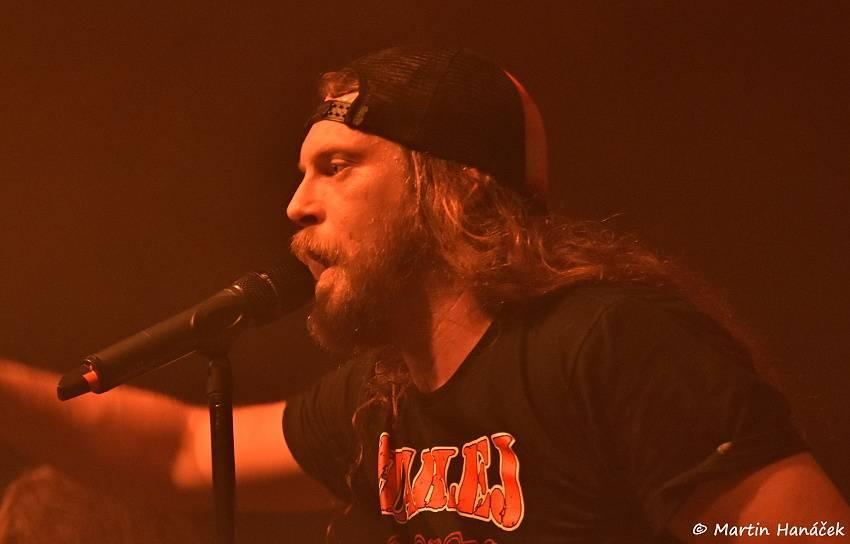 LIVE: Harlej v Plzni potvrdil příslušnost k české rockové špičce