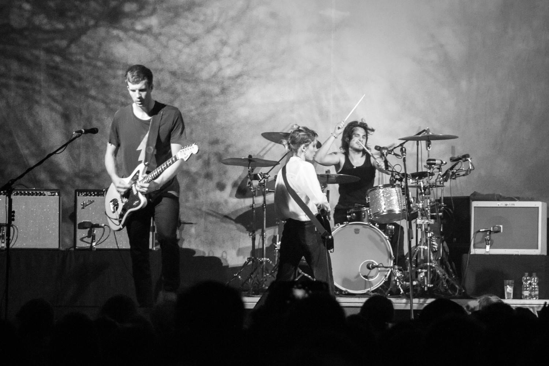 LIVE: Wolf Alice odehráli živelnou show, která zvedala chlupy po těle