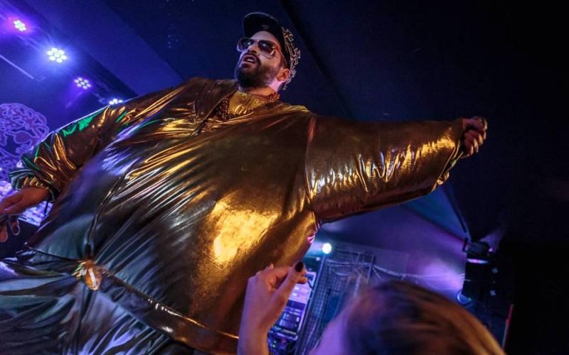 LIVE: Rock Café slavilo 27. narozeniny, hvězda večera Kapitán Demo upustil páru