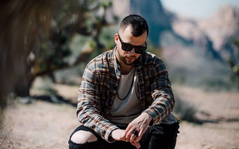 RECENZE: Český kovboj Marpo smíchal rap s country a divokými kytarami