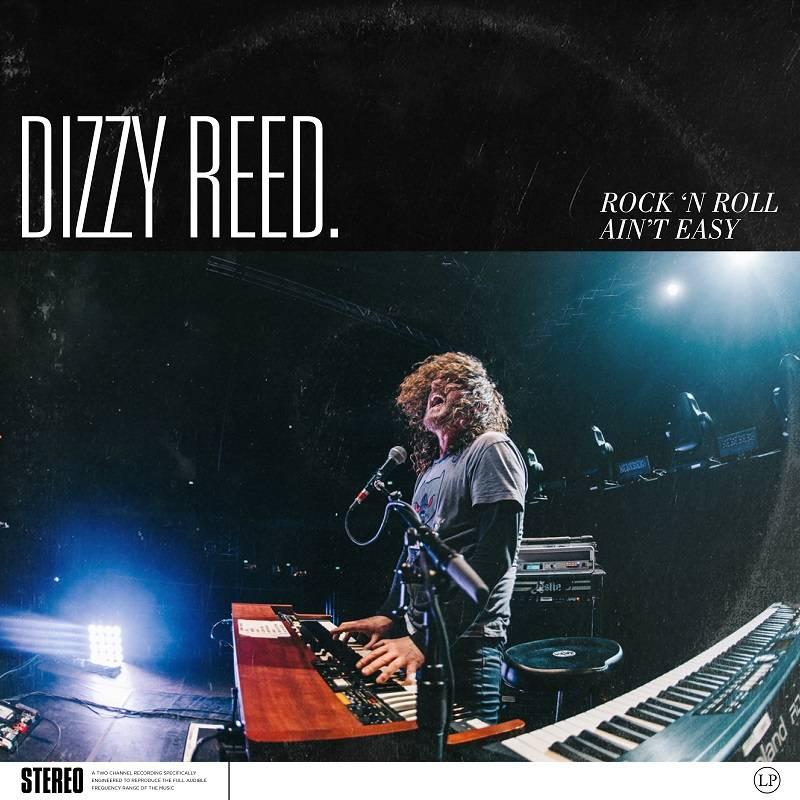 RECENZE: Muž v pozadí? Dizzy Reed z Guns N' Roses zvládne mnohem víc!