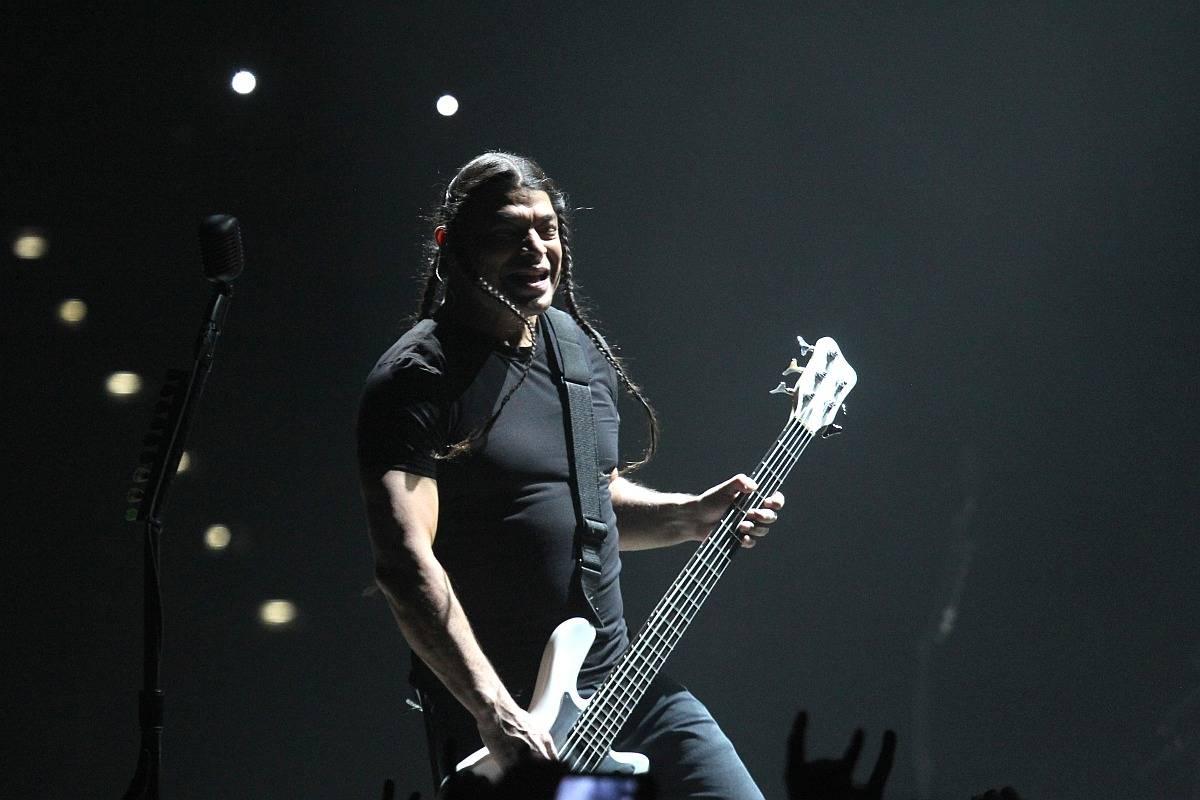 LIVE: Metallica v Praze - Velikonoční nadílka v podobě Jožina z bažin