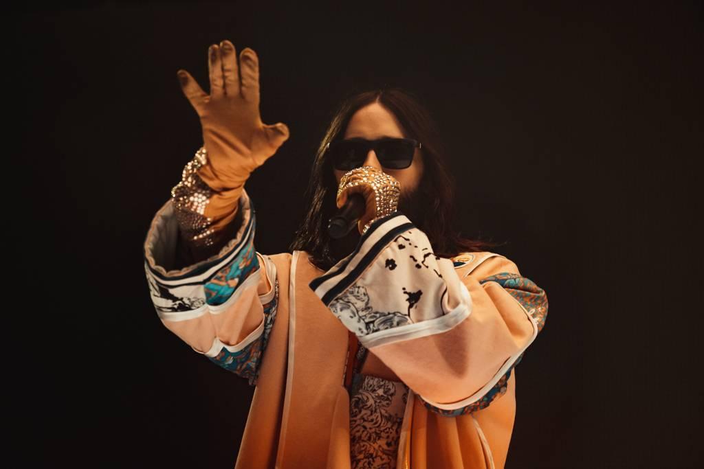 LIVE: 30 Seconds To Mars v Praze: Jared Leto jako novodobý Ježíš zklamal, kytarista nepřijel