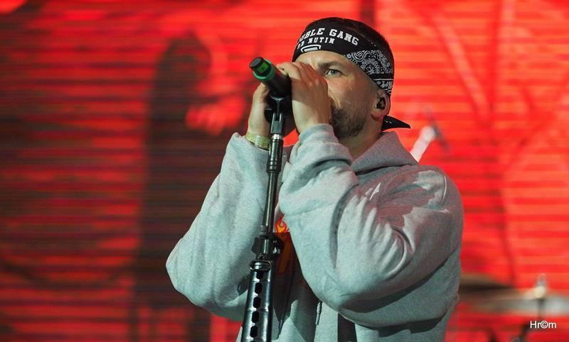 LIVE: Marpo, král českého hip hopu, zbořil hranice. Do O2 areny si přizval Lenny a bývalé kolegy z Chinaski