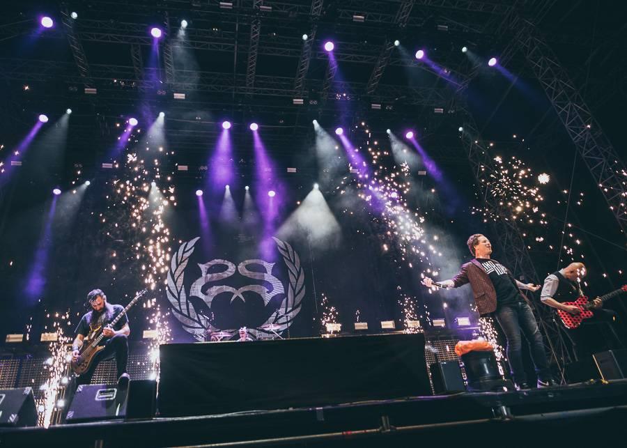 LIVE: Aerodrome festival - Druhý den strhli Stone Sour, Lana Del Rey se místo zpěvu podepisovala fanouškům