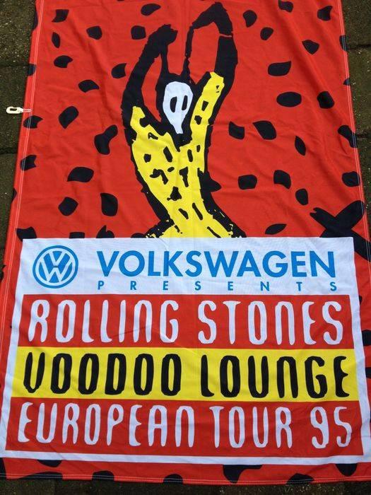 RETRO: Rolling Stones v Praze v roce 1995 přilákali přes 120 tisíc lidí