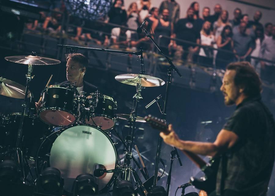 LIVE: Poslední z posledních. Pearl Jam Praze připomněli, jak zní grunge