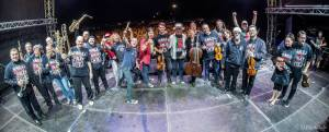 LIVE: Na Pekelný ostrov v Holýšově dorazili Uriah Heep, Harlej si přizval symfoniky