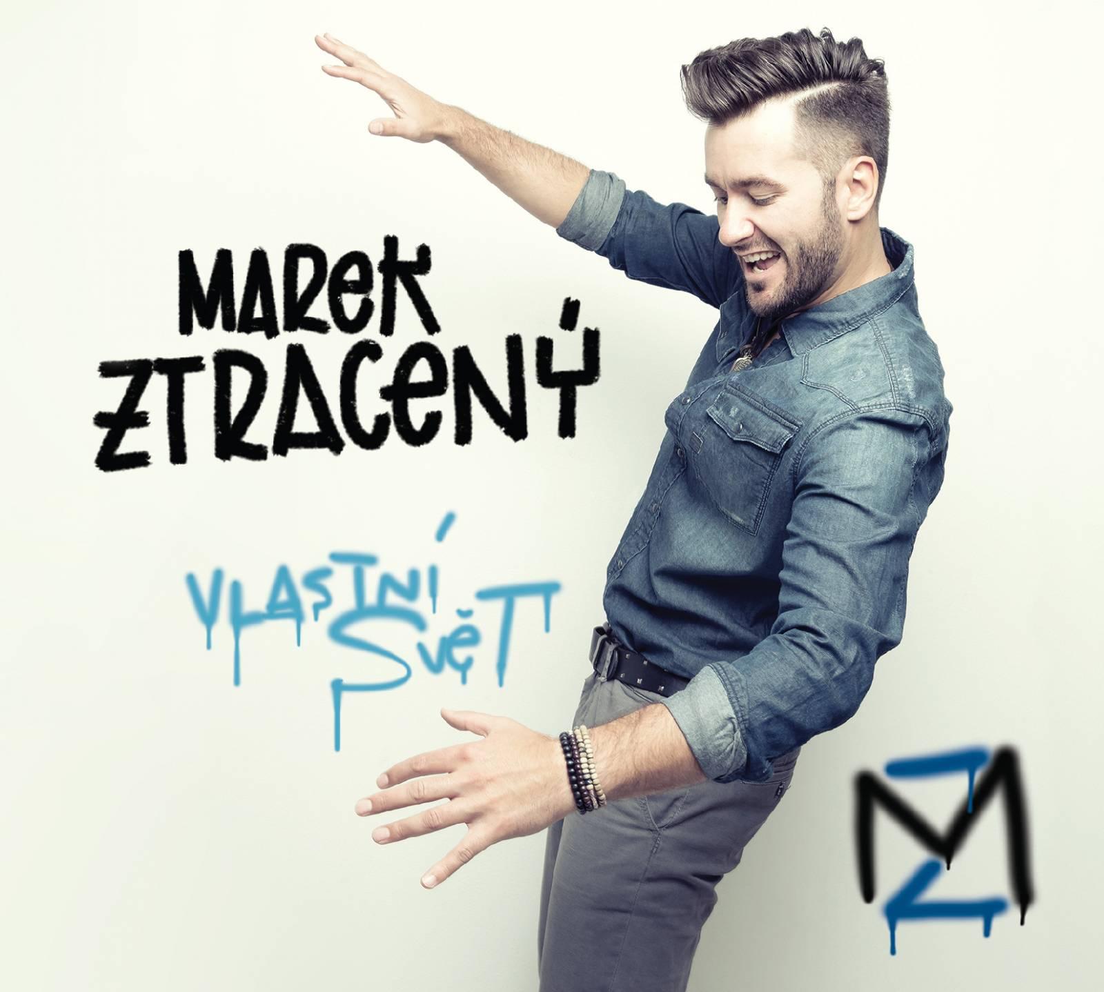 RECENZE: Marek Ztracený stoupá se svým novým albem Vlastní svět vzhůru