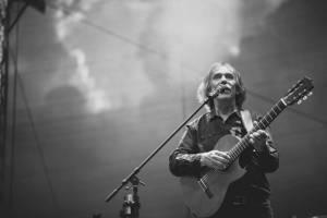 LIVE: Štěrkovnu Open Music si podmanil Jaromír Nohavica, s orchestry hráli Tomáš Klus a David Stypka