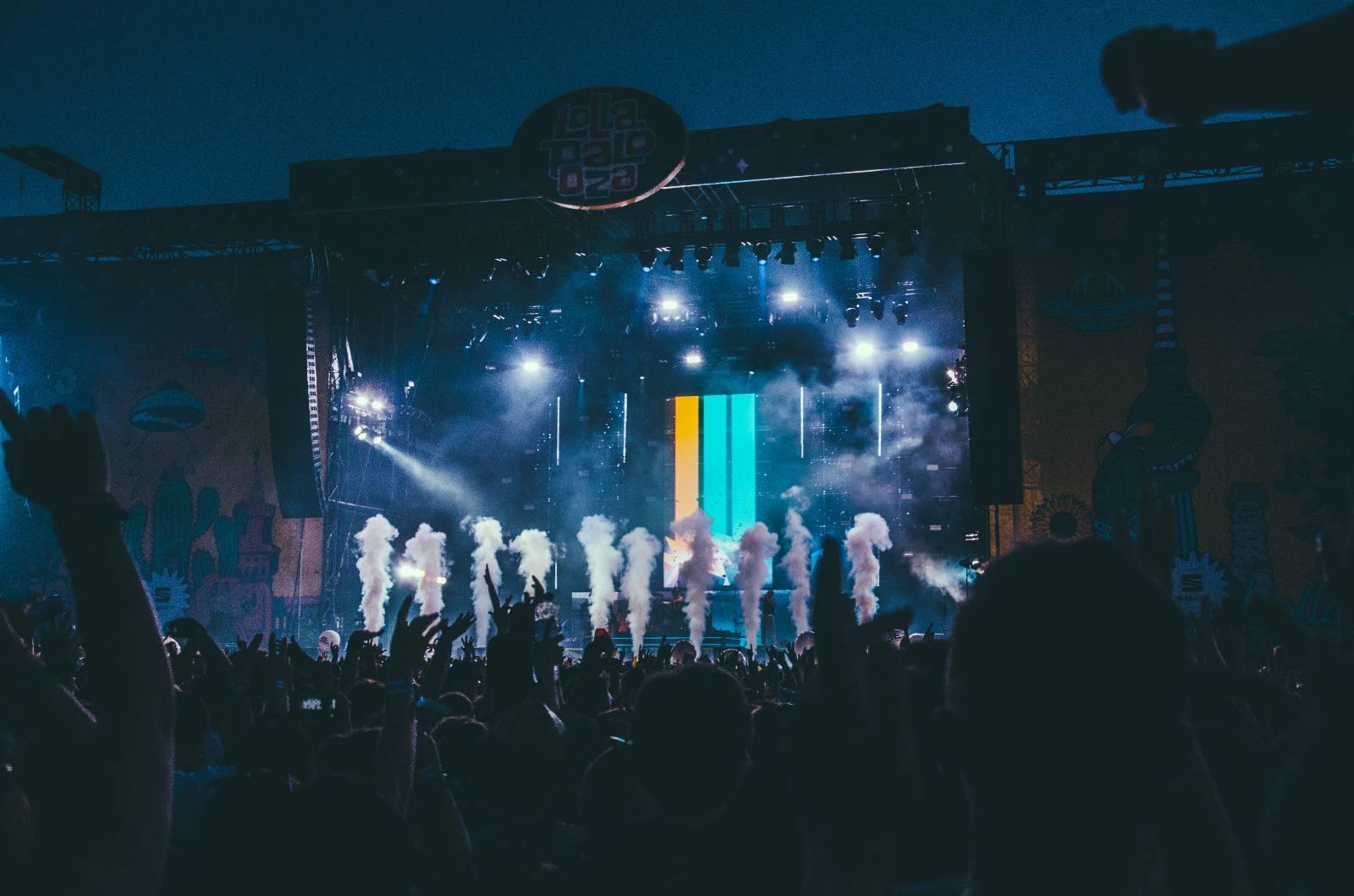 Osm NEJ Lollapaloozy v Berlíně: od Kraftwerk přes The Weeknda až k Imagine Dragons