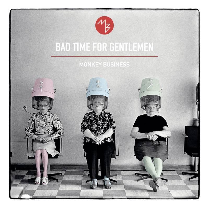 RECENZE: Hudba Monkey Business je na novince Bad Time For Gentlemen lepší než porno