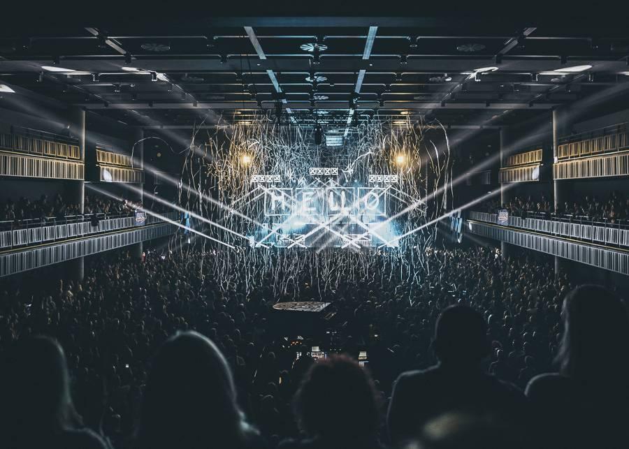 LIVE: Lenny málem propásla vlastní koncert ve Foru Karlín