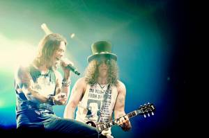 LIVE: Slash a Myles Kennedy žili v Praze své sny