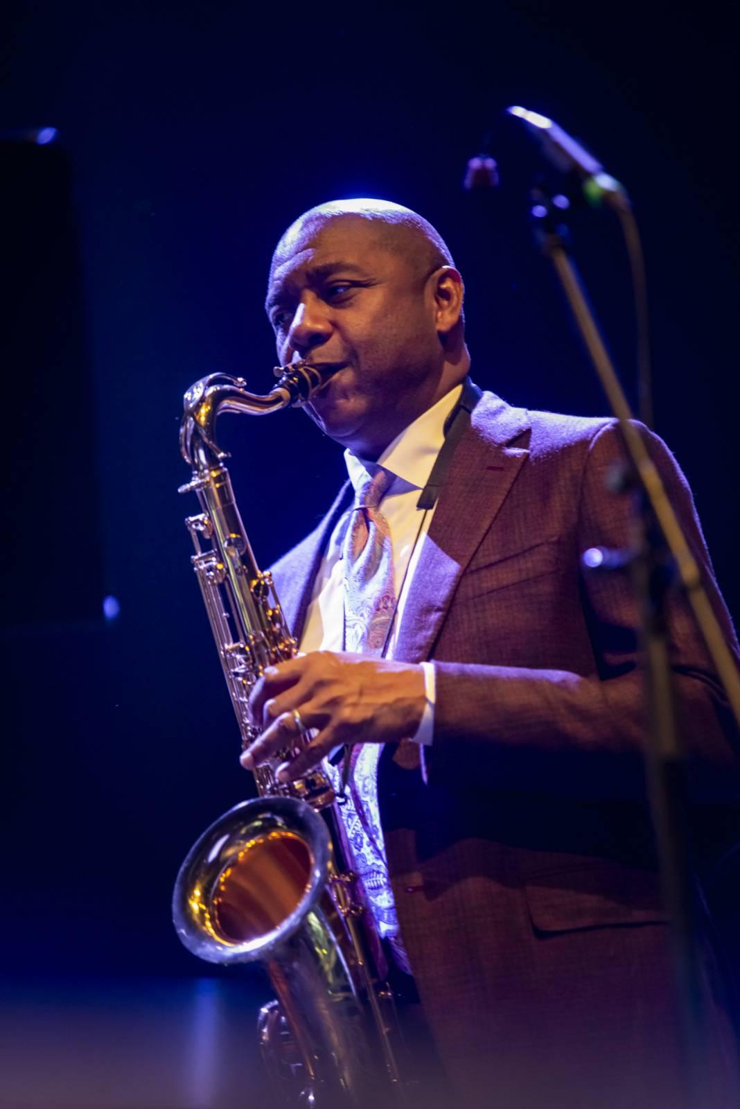 LIVE: JazzFest Brno zahájil v Sono centru Branford Marsalis
