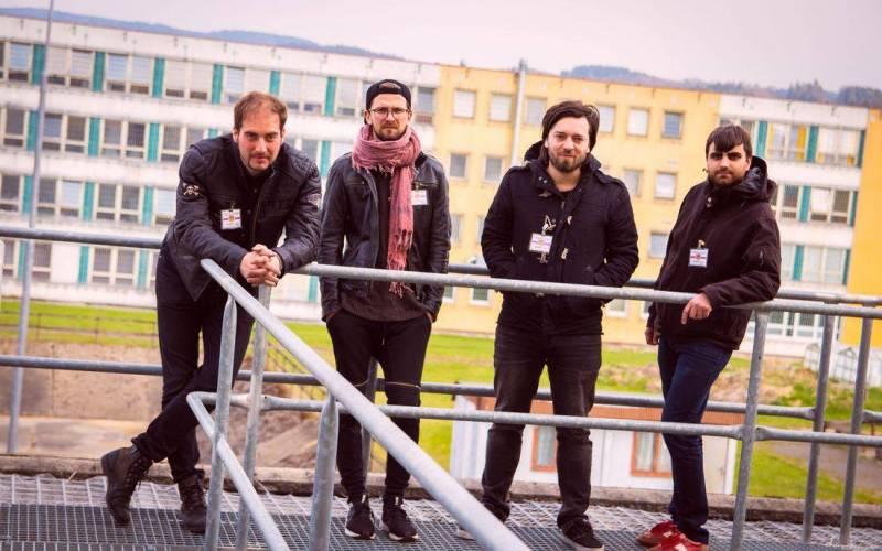 Imodium zahráli odsouzeným vězňům. V Kynšperku nad Ohří rozdávali naději na lepší zítřky