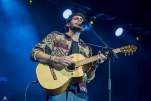 LIVE: Alvaro Soler roztančil pražské fanoušky ve španělském rytmu