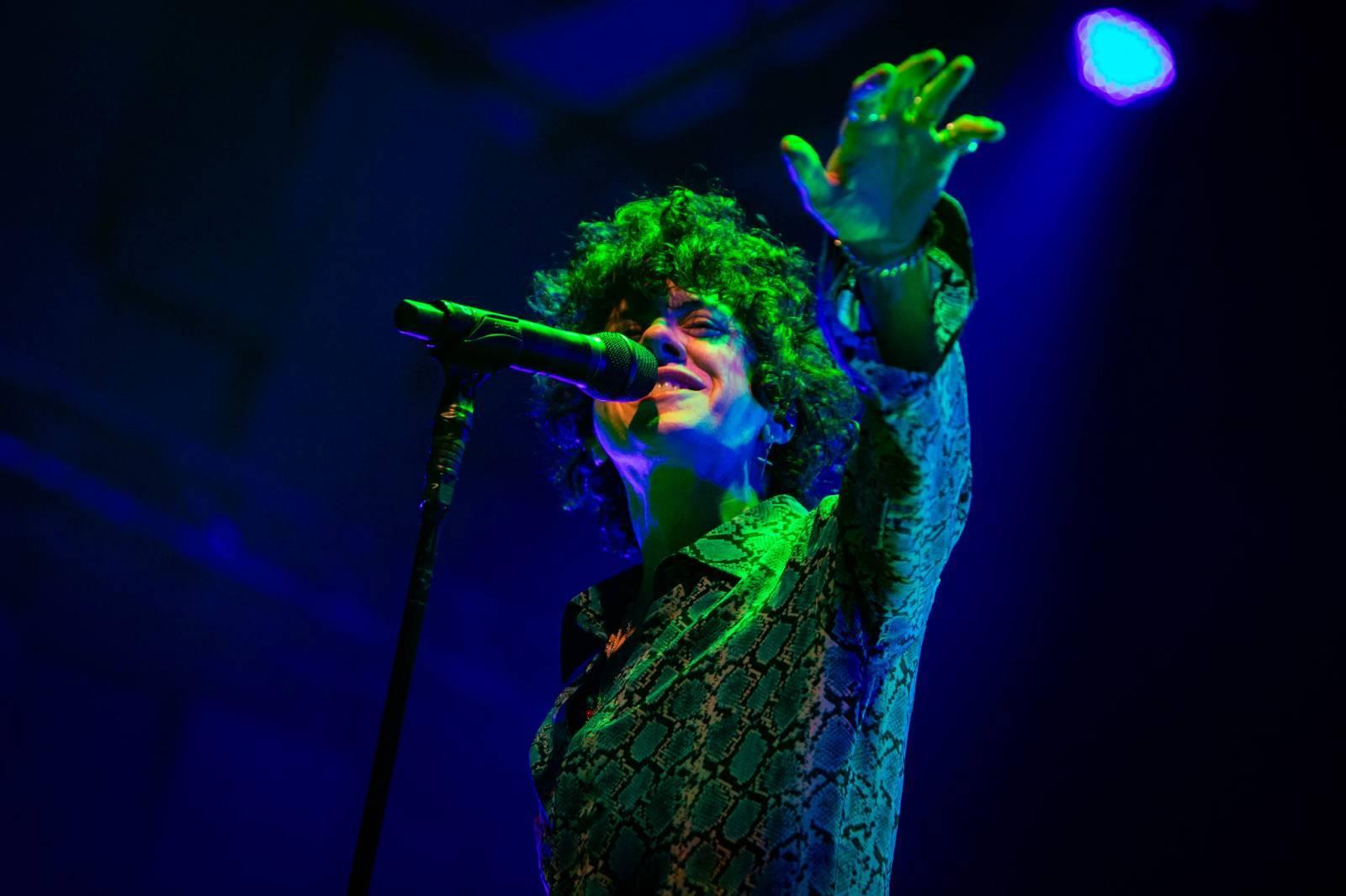 LIVE: LP v Praze zpívala o lásce, touze, strachu, lítosti i nevěře