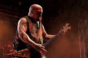LIVE: Titáni thrash metalu Slayer se v Praze loučili. Jejich finální sbohem nenechalo nikoho chladným