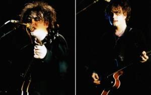 RETRO: První vystoupení The Cure na Moravě v roce 1998 v rámci bizarního festivalu v Brně