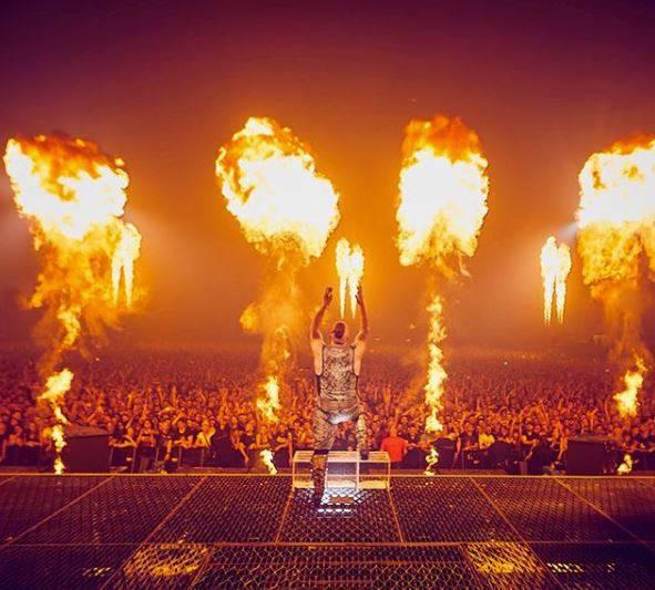 LIVE: Rammstein v Praze předvedli nejlepší koncertní show, jaká kdy byla k vidění