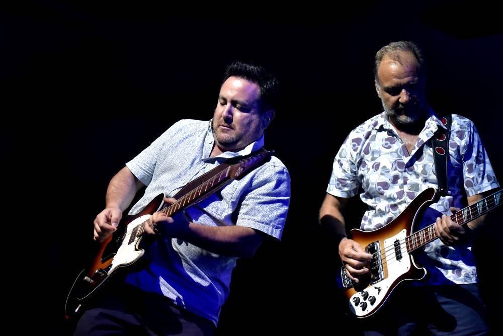 LIVE: Nick Mason s kapelou Saucerful of Secrets ukázali v Praze nový pohled na ranou tvorbu Pink Floyd