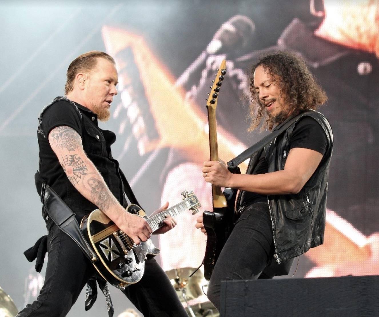 RETRO: Metallica v Praze v roce 2008 - Samé hity, ohňostroj a instrumentální zdatnost