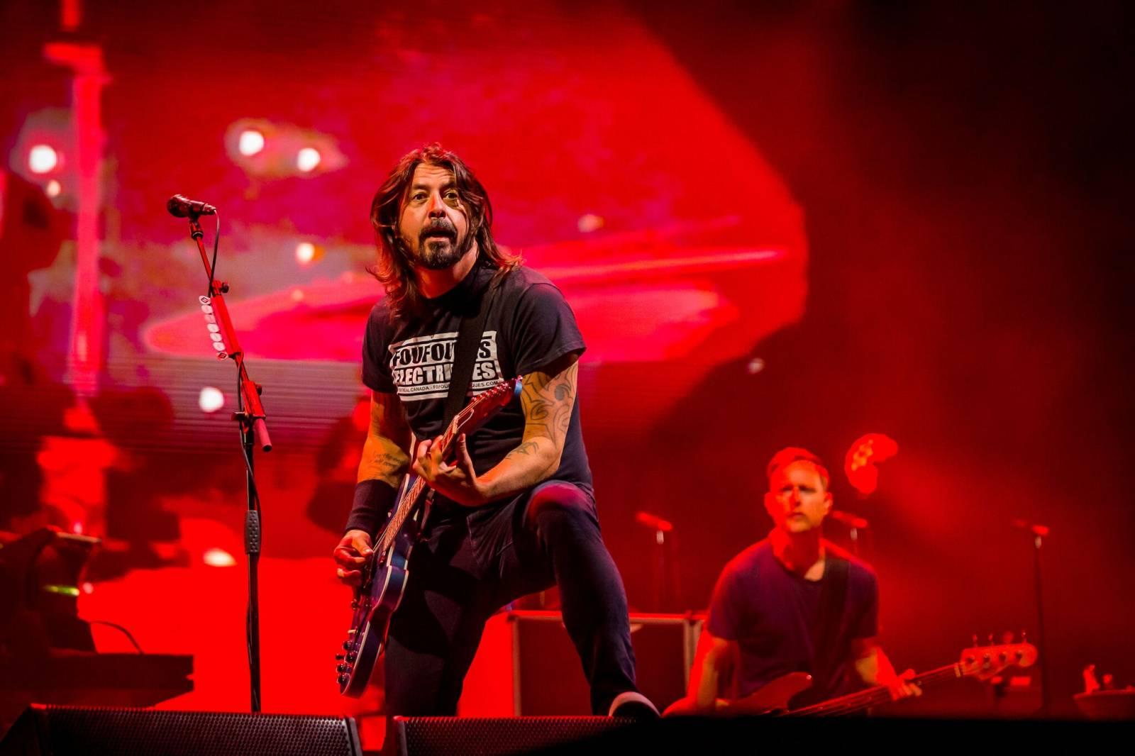 LIVE: Foo Fighters, Idles, Twenty One Pilots a další na maďarském festivalu Sziget