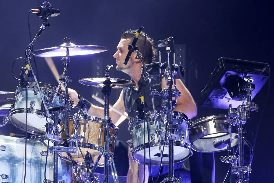 LIVE: The Offspring řádili poprvé v Brně