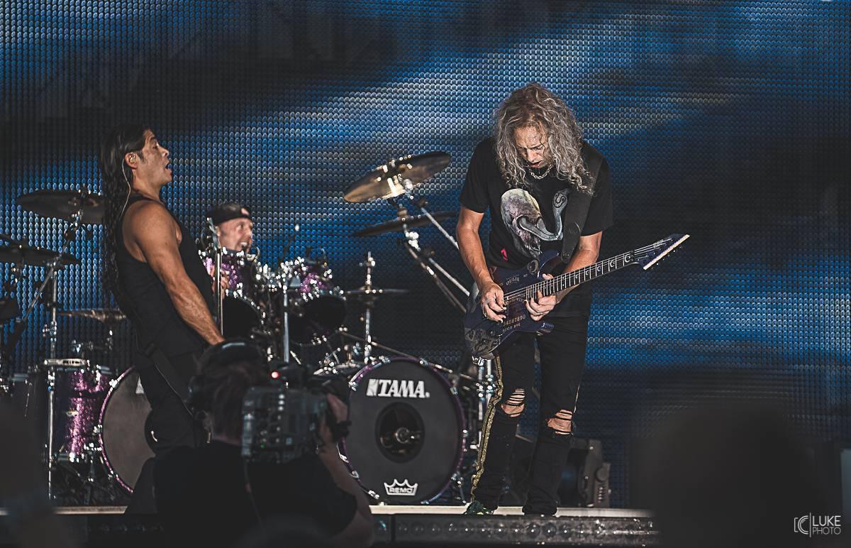 RECENZE: Metallica v Letňanech na CD a v MP3 - záznam srpnového koncertu z Prahy zvýrazňuje silné stránky kapely