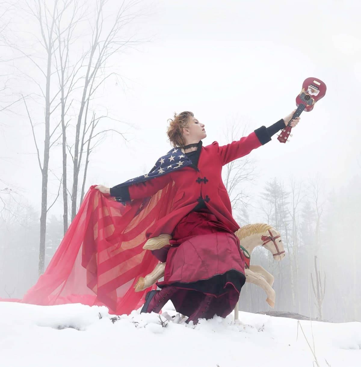 Amanda Palmer představí v Praze své nejosobnější album
