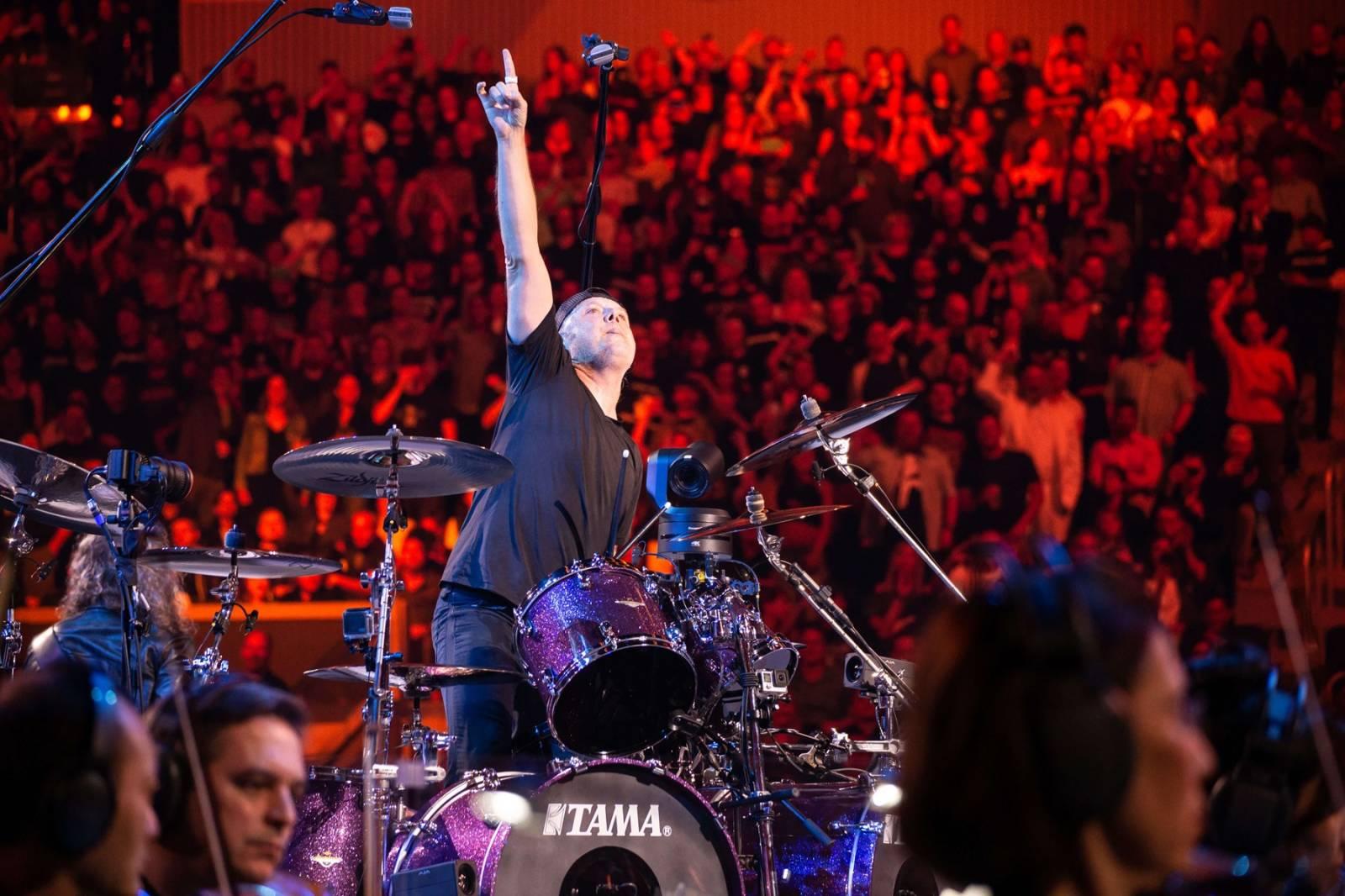RECENZE: Metallica a San Francisco Symphony podruhé - Odvaha, vize, futurismus a boření hranic