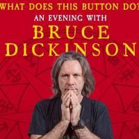 LIVE: Poslouchat Bruce Dickinsona z Iron Maiden se vyplatí, i když zrovna nezpívá