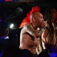 LIVE: Koncert The Exploited, to byla skotská protisystémová smršť na Žižkově