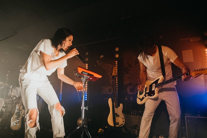 LIVE: K.Flay přivezla do Rock Café dobré zprávy