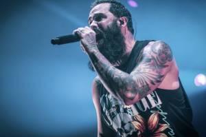 LIVE: Američtí Skillet napumpovali pražskou Malou sportovní halu náloží křesťanského rocku