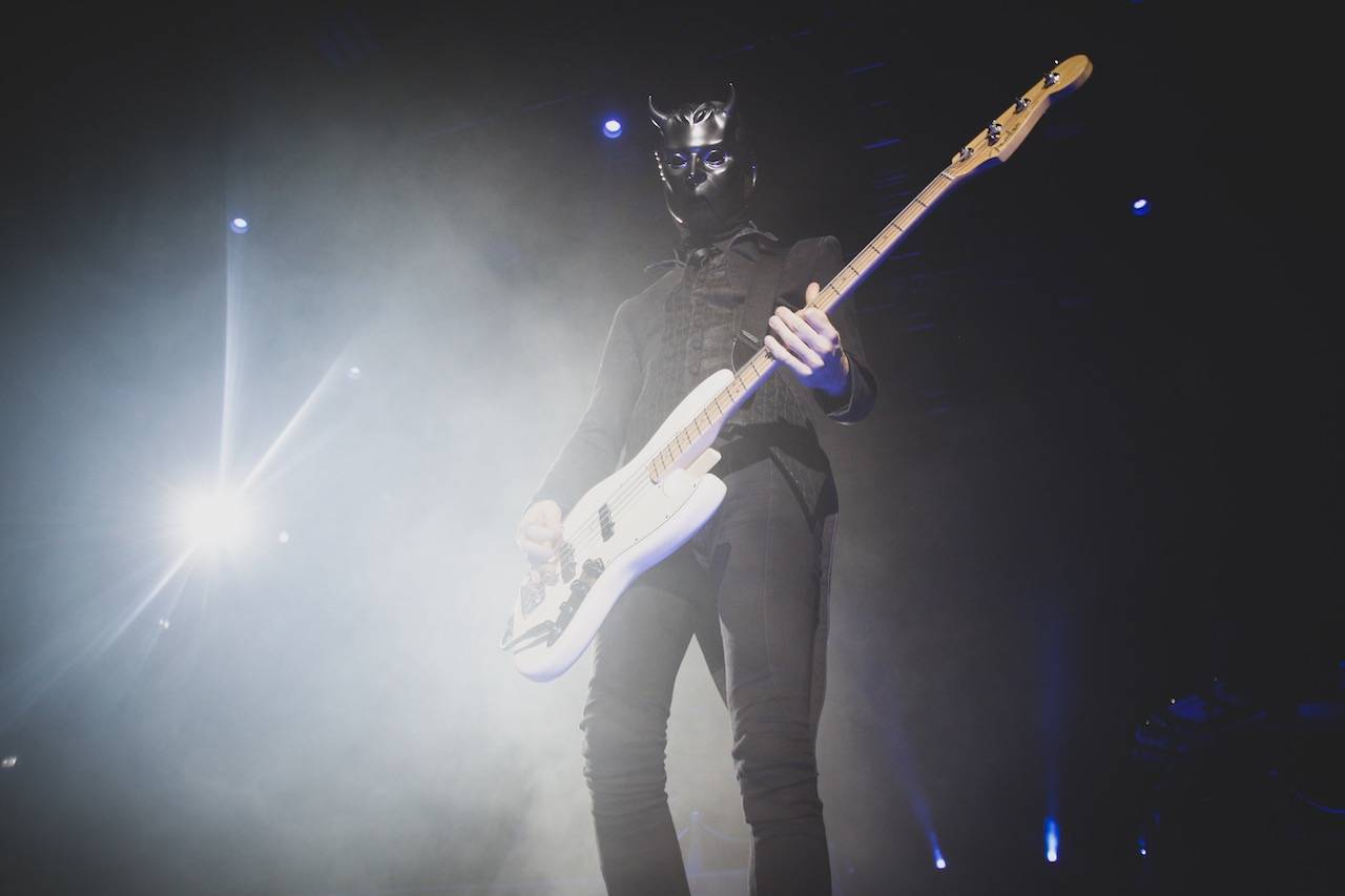 LIVE: Ghost do Prahy přivezli epickou show a senzační songy
