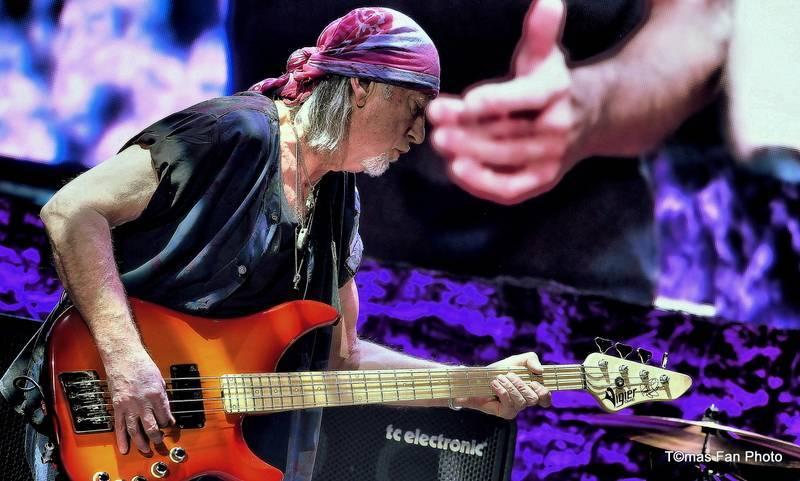 LIVE: Deep Purple i po padesáti letech hrají na výbornou